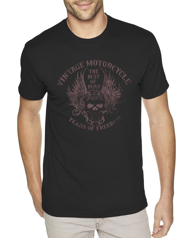 Camiseta Motorcycle Vintage M-2 P