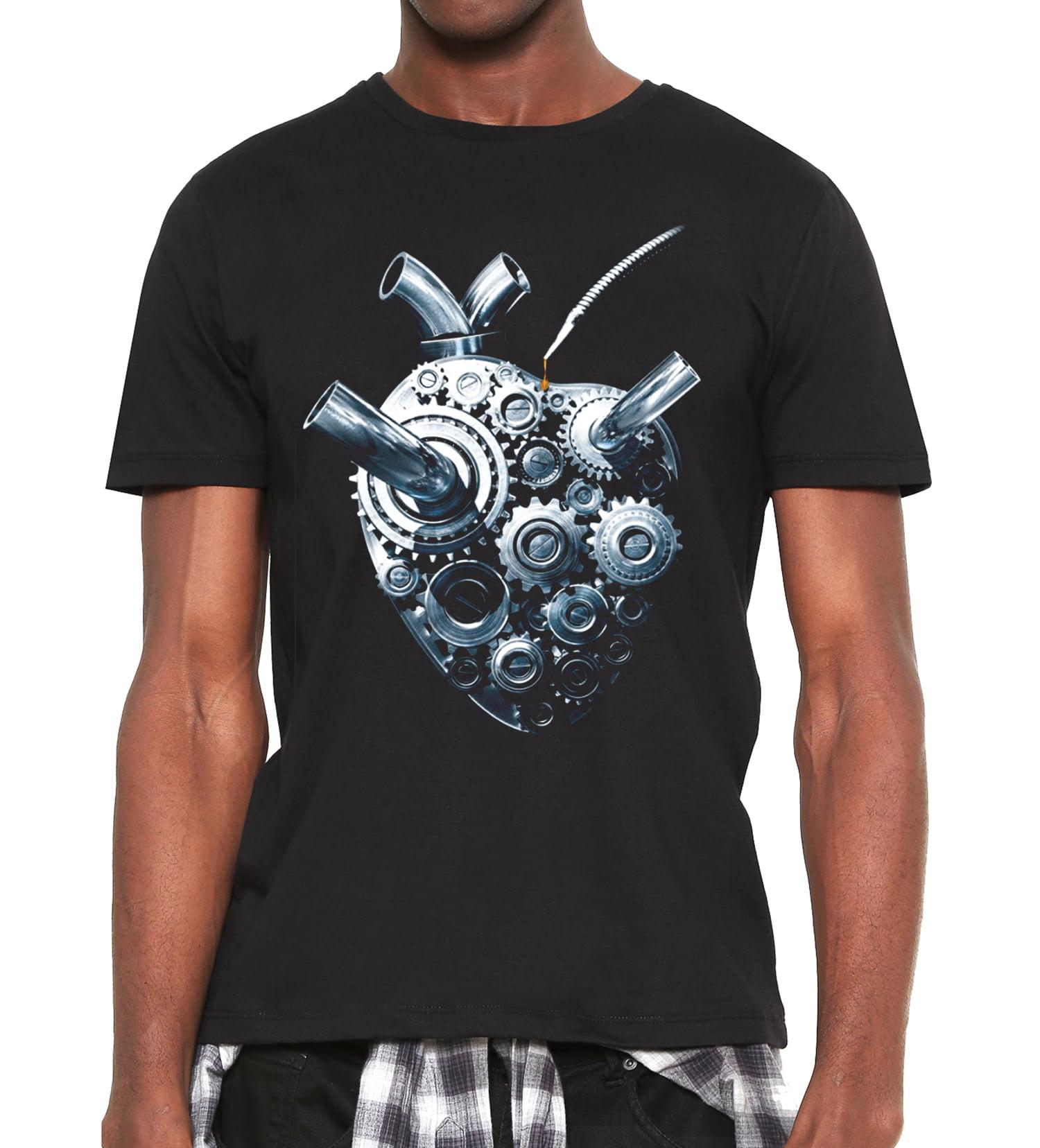 Camiseta Mechanical Heart