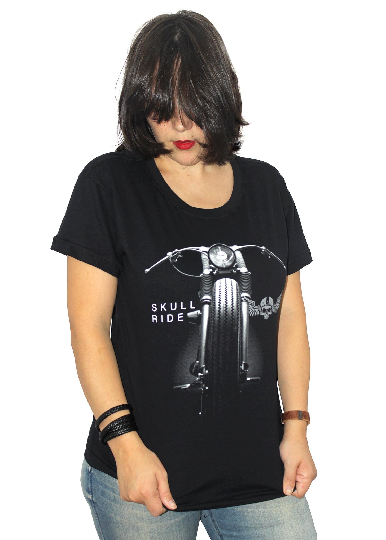 Babylook Skull Ride Vintage