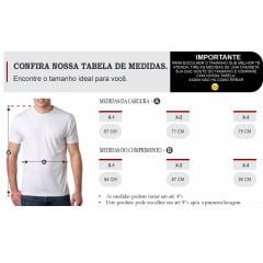 Camiseta Plus Size Justiceiro M-1