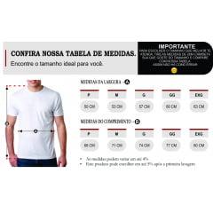 Camiseta Caveira Life Long