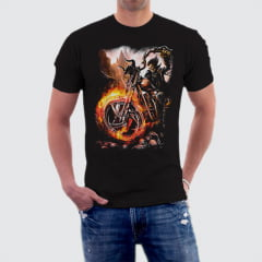 Camiseta Dark Ride M-2