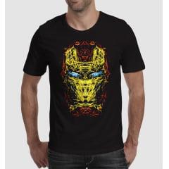 Camiseta Homem de Ferro M-2