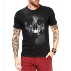 camiseta Dark Skull