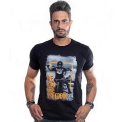 camiseta we choose freedom