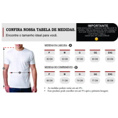 kit 4 Camisetas Caveira