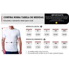 kit 4 Camisetas Caveira