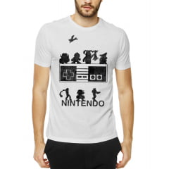 Camiseta Game Nintendo