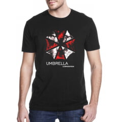 Camiseta Umbrella Coporation
