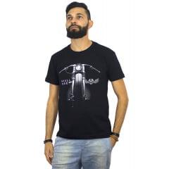 Kit 3 camisetas Motorcycle Vintage