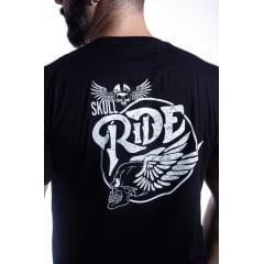 Kit 2 Camiseta Motos + Bracelete Moto