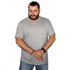 Camiseta Plus Size Lisa