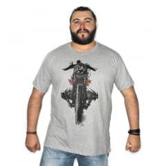 Camiseta Plus Size Motorcycle M-3